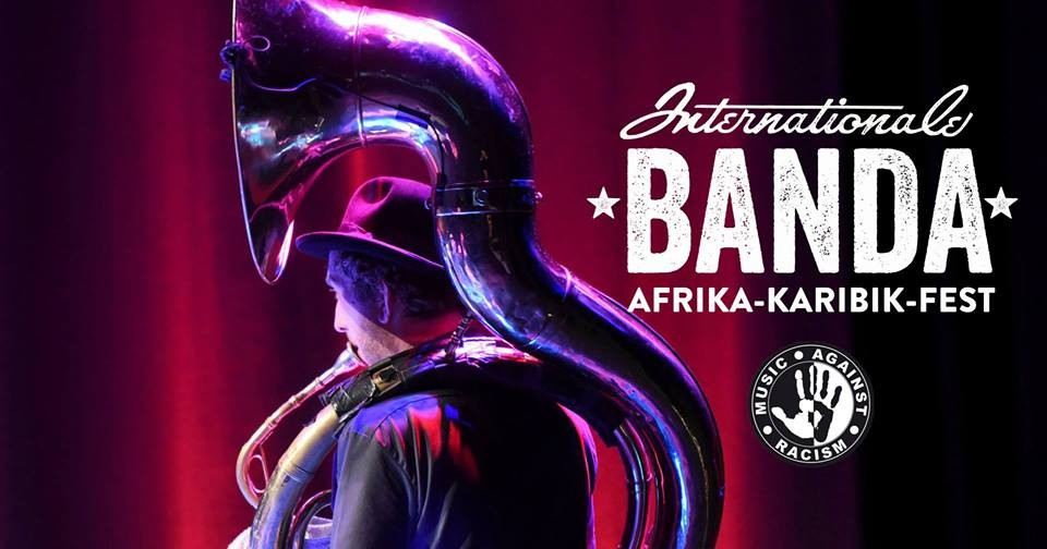 "BANDA INTERNATIONALE NA ""AFRIKA KARIBIK FEST"""