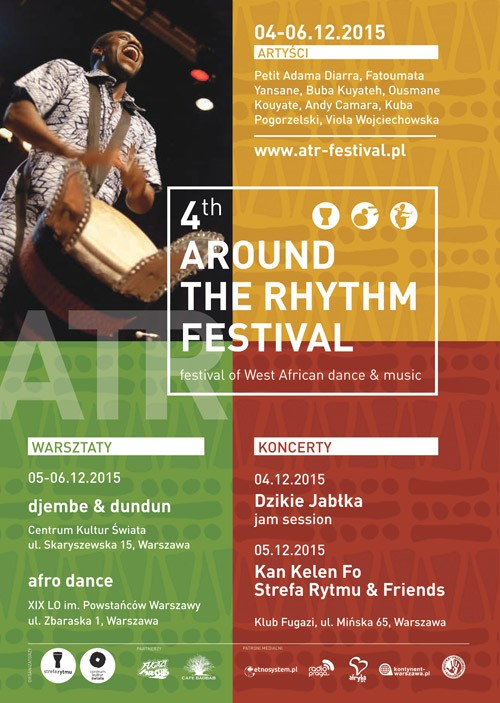 AROUND THE RHYTHM FESTIVAL