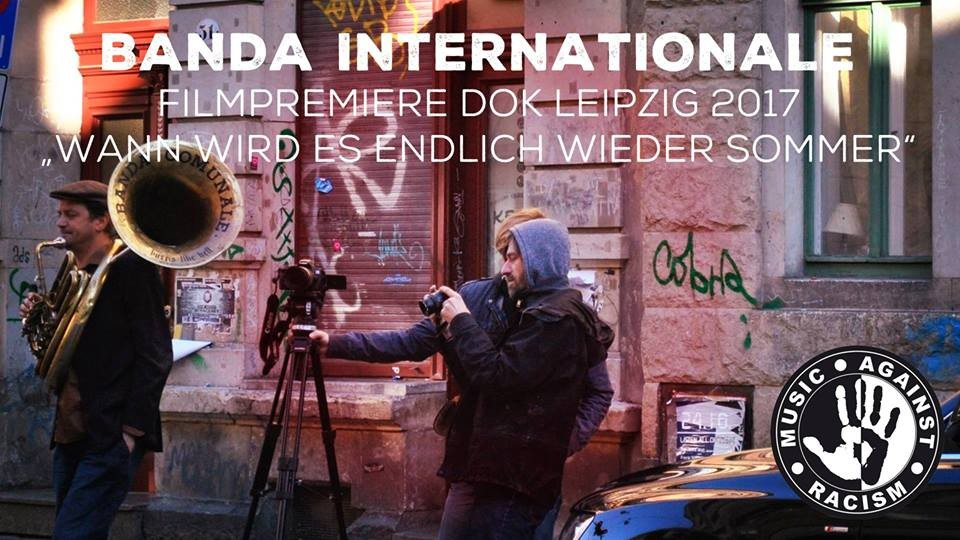 PREMIERA FILMU O ZESPOLE BANDA INTERNATIONALE