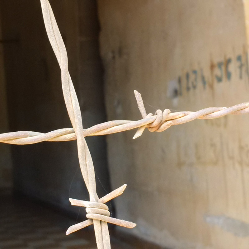 FROM AUSCHWITZ TO CAMBODIA'S KILLING FIELDS: THE MESSAGE OF 'NEVER AGAIN' IN PHNOM PENH